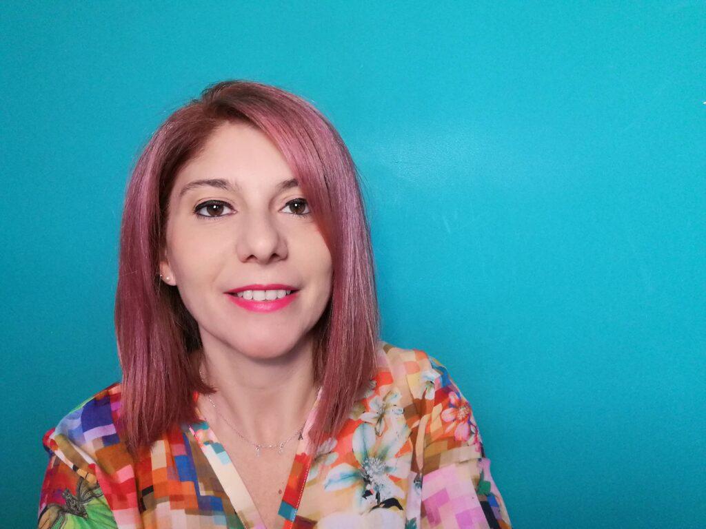 Marilda Cutrone, Founder of Living My Digital Life