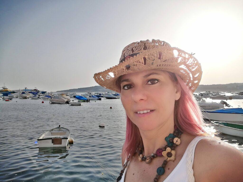photo of Marilda Cutrone, digital marketer